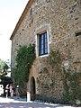 070 Castell de Púbol (Casa Museu Gala Dalí), façana oest.jpg