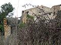 077 Ruïnes del poble abandonat de Marmellar.JPG