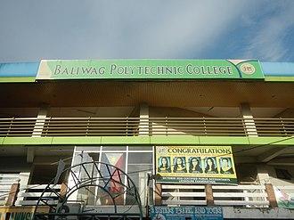 Baliuag, Bulacan - BPC façade