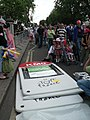 0km markers from the Tour de France - afterwards - geograph.org.uk - 491238.jpg