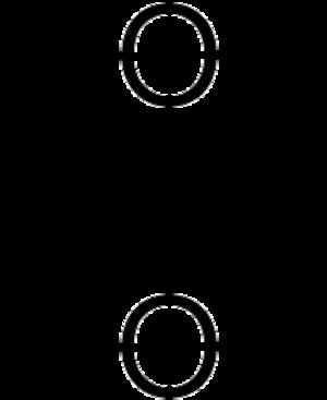 1,3-Dioxetane - Image: 1,3 dioxetane