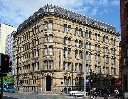 The Pickles Building 101 Portland Street, Manchester 101 Portland Street, Manchester.jpg