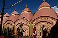 108 Shiva Temple at Nababhat area of Bardhaman Town at Purba Bardhaman district in West Bengal 10.jpg