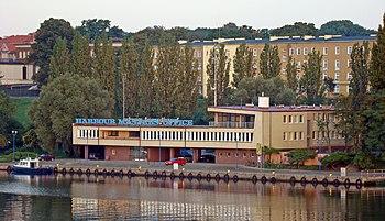 Polski: Kapitanat Portu SzczecinEnglish: Szczecin Harbour master's office