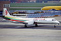 113cb - Lithuanian Airlines Saab 2000; LY-SBD@FRA;20.10.2000 (5035679793).jpg
