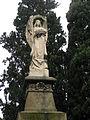 122 Tomba d'Anselm Coma, àngel de Rafael Atché.jpg