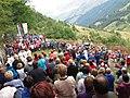 15. spominska slovesnost za padle v prvi svetovni vojni na Mrzlem vrhu 01.JPG