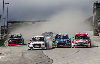 FIA World Rallycross Championship - Semi-Final 2 at the 2016 World RX of Portugal