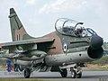 156774 TA-7C Corsair 335mv AF Greece Kleine Brogel 2007 P1020344 (50852878697).jpg