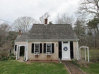 Benjamin Baker Jr. House - Image: 1579 Hyannis Rd, Barnstable MA