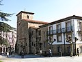 170 Església de San Nicolás de Bari, o de San Francisco (Avilés), façana oest.jpg