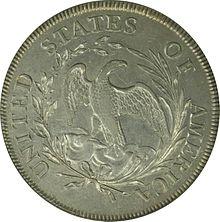 Draped Bust Dollar Wikipedia