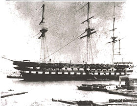 Image illustrative de l'article USS North Carolina (1820)