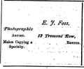 1868 Foss Photographer BostonDirectory.png