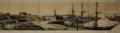 1875 Cape Town Harbour dock under construction - Cape Colony.png
