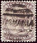1878ca 8d dull purple-brown Tasmania oval Yv37 Mi32 SG158.jpg