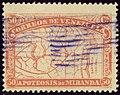 1896 50c Venezuela violet lines Mi51.jpg