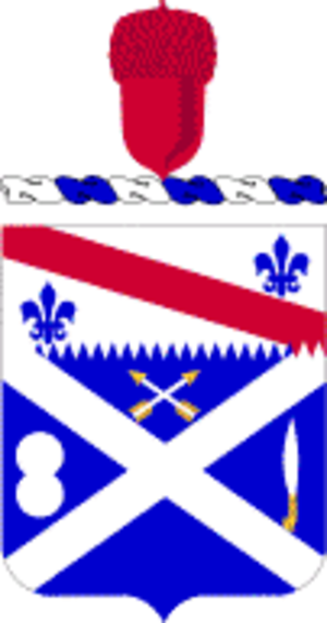 18th Infantry Regiment (United States) - Coat of arms