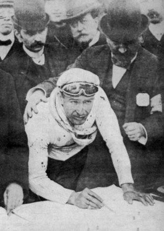 Charles Crupelandt - Crupelandt in 1912