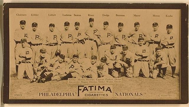 1913 Philadelphia Phillies
