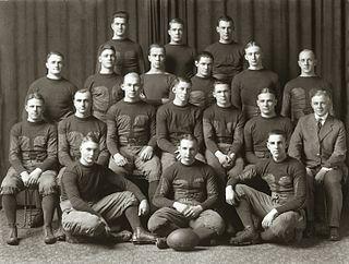 1917 Michigan Wolverines football team football team of the University of Michigan during the 1917 season