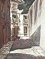 1924-10-18, La Esfera, Madrid viejo, Apuntes sobre el carácter, Luis Bello, Sancha, 02 (cropped) Calle del Conde.jpg