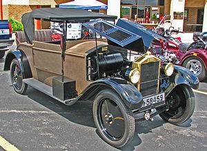 DKW Typ P - 1928 DKW P15 Roadster