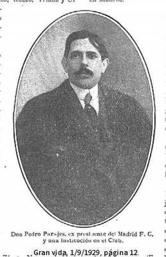 Pedro Parages - Pedro Parages (1929)