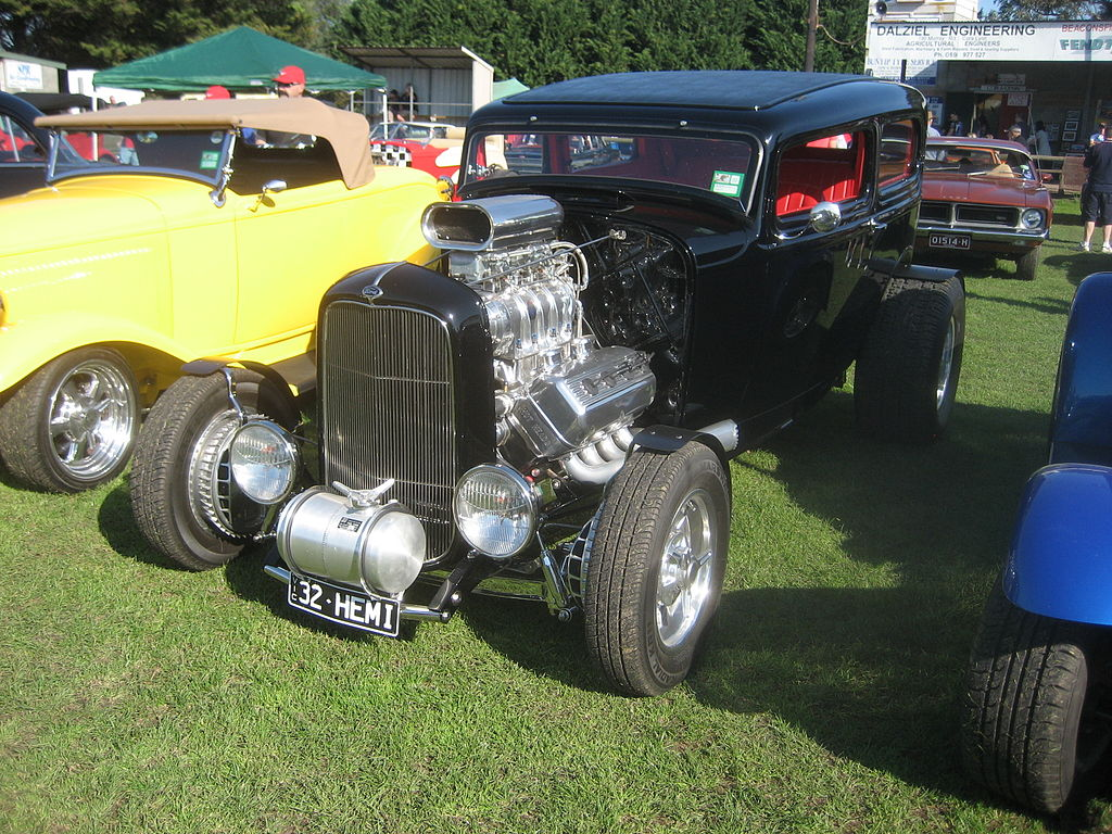 Px Ford Tudor Hot Rod