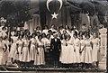 1954 Camlica Kiz Lisesi Diploma Toreni.jpg