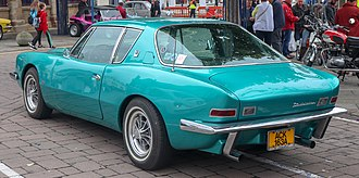 Studebaker Avanti - Rear view of an Avanti
