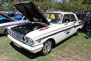 Ford Fairlane Thunderbolt Motor vehicle
