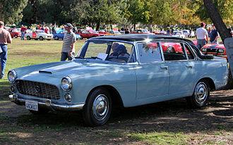 Lancia Flaminia - 1966 Lancia Flaminia Berlina