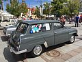 1966 Saab 95 with 841 cc 3-cylinder 2-stroke engine in Sopot Poland 3of7.jpg