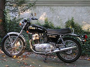Norton Commando - 1973 Norton 850 Commando