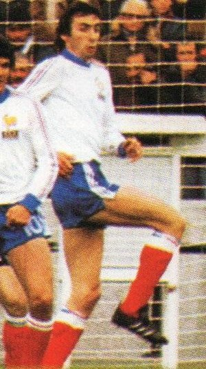 Maxime Bossis - Maxime Bossis, 1978 World Cup