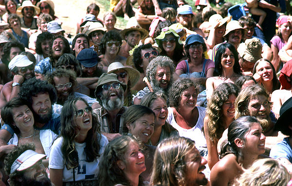 the 1960s hippie counter culture movement and its effects on the traditional views of the united sta