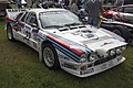 1983 Lancia 037 Evo2, right front (Greenwich 2019).jpg