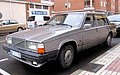 1988 Volvo 760 GLE Turbodiesel (764) (4565141569).jpg