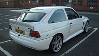 1993 Ford Escort RS Cosworth Luxury (14736242962).jpg
