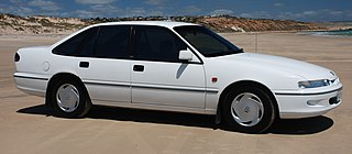 Holden Commodore (VR) Motor vehicle