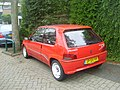 1994 Peugeot 106 Rallye 1.3 (9065266065).jpg