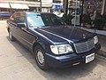 1995-1996 Mercedes-Benz S600 (W140) Sedan (13-05-2018) 03.jpg