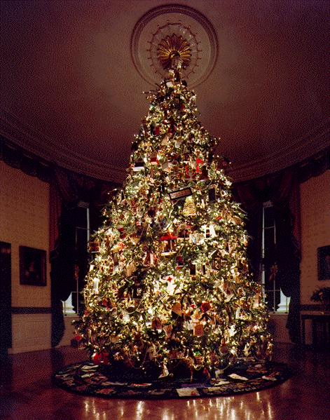 stunning christmas tree - Beautifully Decorated Christmas Trees