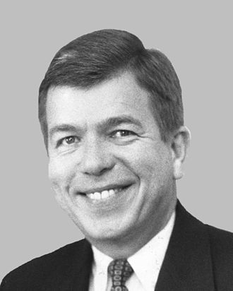 Roy Blunt - Roy Blunt in his first term in the U.S. House of Representatives