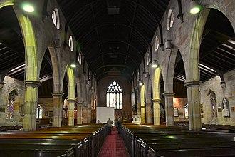 St John's Anglican Church, Darlinghurst - Image: 1 St Johns 1
