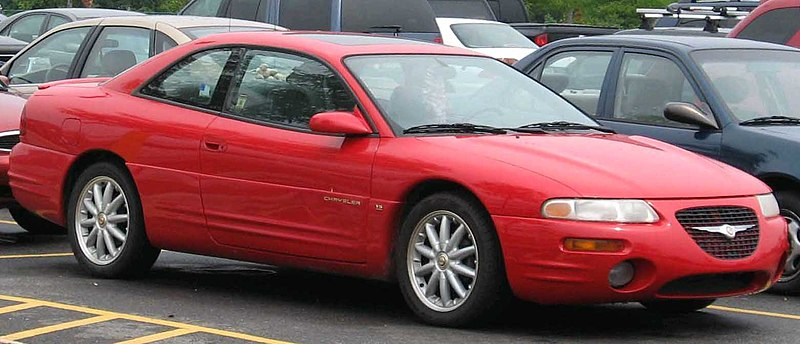 Px St Chrysler Sebring Coupe