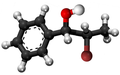 2-Bromo-1-phenyl-1-propanol3D.png