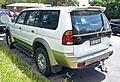 2000-2002 Mitsubishi Challenger (PA) LS wagon 02.jpg