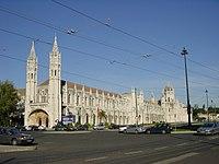 2002-10-26 11-15 (Andalusien & Lissabon 268) Lissabon, Belém, Mosteiro dos Jerónimos.jpg